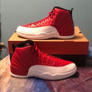 """Jordan 12 """"Gym Red"""""""